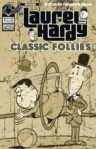 [Laurel & Hardy: Classic Follies #1 (Limited Edition Cover) (Product Image)]