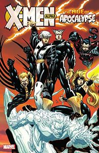 [X-Men: Age Of Apocalypse: Volume 1: Alpha (Product Image)]