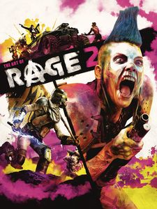 [The Art Of Rage 2 (Hardcover) (Product Image)]