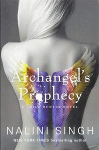 [Guild Hunter: Book 11: Archangel's Prophecy (Product Image)]