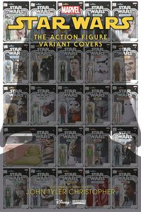 [Star Wars: Action Figure Variant Covers #1 (Product Image)]