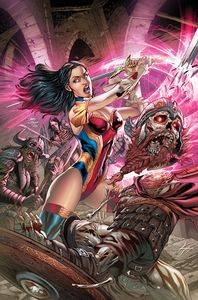 [Grimm Fairy Tales #46 (Cover B Vitorino) (Product Image)]