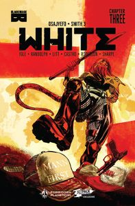 [White #3 (Forbidden Planet Exclusive David Brame Variant) (Product Image)]
