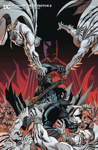 [Batman: The Detective #2 (Cover B Andy Kubert Card Stock Variant) (Product Image)]