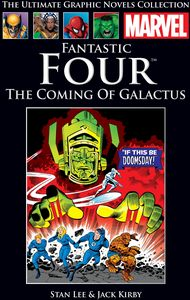 [Marvel Graphic Novel Collection: Volume 70: Fantastic Four: The Coming Of Galactus (Hardcover) (Product Image)]