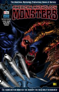 [American Mythology: Monsters #3 (Cover A Wolfer) (Product Image)]