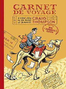 [Carnet De Voyage (Hardcover) (Product Image)]