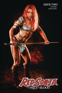 [Red Sonja: Price Of Blood #2 (Cover E Ray Cosplay) (Product Image)]