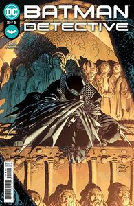 [Batman: The Detective #2 (Cover A Andy Kubert) (Product Image)]