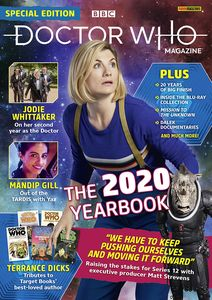 [Doctor Who Magazine Special #54: The 2020 Yearbook (Product Image)]
