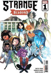 [Strange Academy #1 (Product Image)]