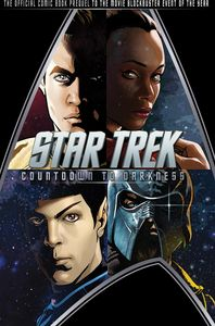 [Star Trek: Countdown To Darkness: Movie Prequel (Art Cover - Titan Edition) (Product Image)]