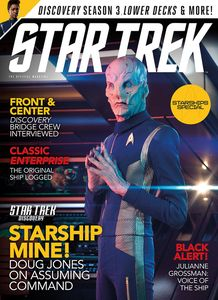 [Star Trek Magazine #77 (Newsstand Edition) (Product Image)]