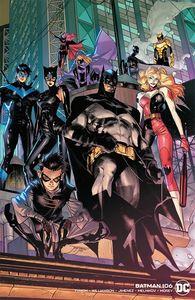 [Batman #106 (Cover B Jorge Jimenez Wraparound Variant) (Product Image)]