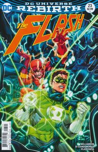 [Flash #23 (Variant Edition) (Product Image)]