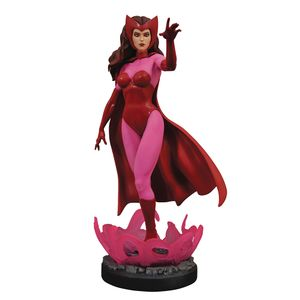[Marvel: Premiere Statue: Scarlet Witch (Product Image)]