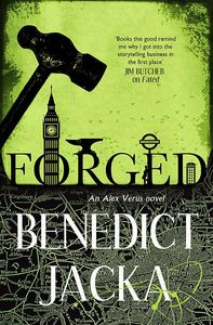 [Forged: An Alex Verus Novel (Product Image)]