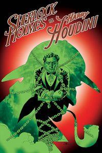 [Sherlock Holmes Vs Harry Houdini (Product Image)]