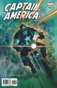 [Captain America #700 (Signed Alex Ross Variant) (Product Image)]