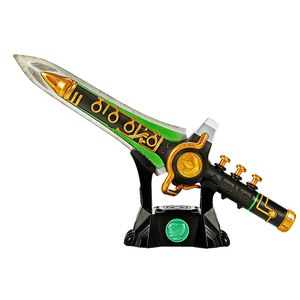 [Mighty Morphin Power Rangers: Lightning Collection Replica: Dragon Dagger (Product Image)]