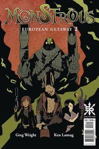 [Monstrous European Getaway #2 (Product Image)]
