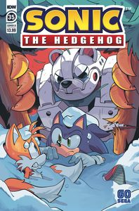 [Sonic The Hedgehog #35 (Cover B Rothlisberger) (Product Image)]