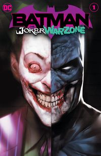 [The cover for Batman/The Joker: War Zone #1]