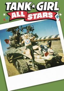 [Tank Girl All Stars #1 (Cover D Martin Photo) (Product Image)]