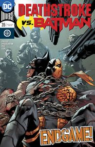 [Deathstroke #35 (Product Image)]