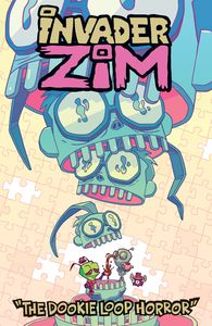 [Invader Zim: The Dookie Loop Horror: Oneshot (Cover B Ott) (Product Image)]
