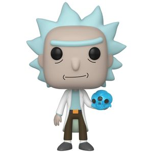 [Rick & Morty: Pop! Vinyl Figure: Rick With Crystal Skull (Product Image)]