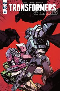 [Transformers: Galaxies #9 (Zama Variant) (Product Image)]