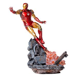 [Avengers: Endgame: Art Scale Statue: Iron Man Mark LXXXV (Product Image)]