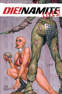 [Die!Namite: Lives #5 (Cover C Linsner) (Product Image)]