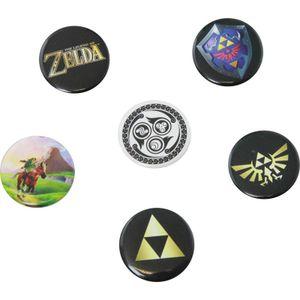 [Legend Of Zelda: Pin Badges (Product Image)]