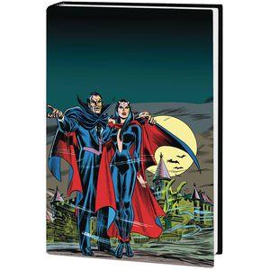 [Marvel Horror Lives Again: Omnibus (Romita DM Variant Hardcover) (Product Image)]