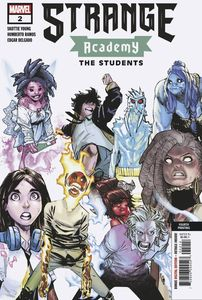 [Strange Academy #2 (4th Printing Variant) (Product Image)]