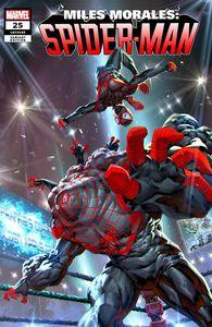 [Miles Morales: Spider-Man #25 (Kael Ngu Variant) (Product Image)]