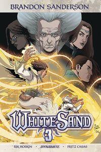 [Brandon Sanderson's White Sand: Volume 3 (Hardcover) (Product Image)]
