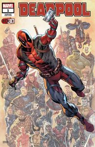 [Deadpool: Nerdy 30 #1 (Liefeld Deadpool 30th Variant) (Product Image)]