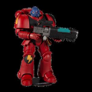 [Warhammer 40K: Action Figure: Space Marine Blood Angels Hellblaster (Product Image)]