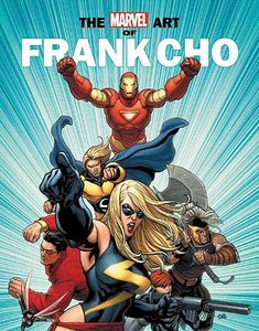 [Marvel Monograph: The Art Of Frank Cho (Product Image)]