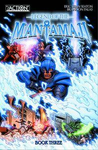 [Legend Of The Mantamaji: Volume 3 (Product Image)]