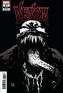 [Venom #27 (Stegman Sketch Variant) (Product Image)]