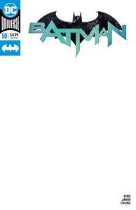 [Batman #50 (Blank Variant Edition) (Product Image)]
