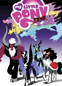 [My Little Pony: Fiendship Is Magic (Product Image)]