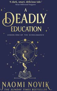 [A Deadly Education (Product Image)]