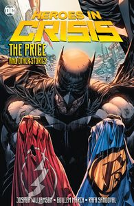 [Heroes In Crisis: The Price & Other Tales (Hardcover) (Product Image)]