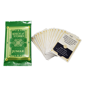 [Deck Of Stories: Jungle (Booster Pack) (Product Image)]