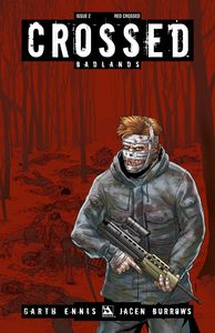 [Crossed: Badlands #2 (Red Crossed Variant) (Product Image)]
